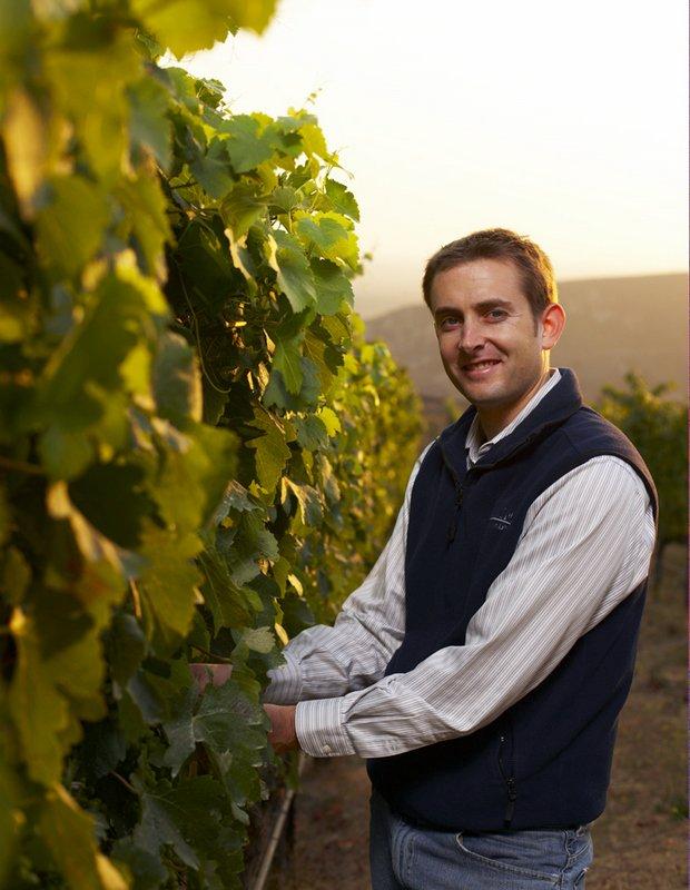 Bien Nacido Vineyards, Santa Maria, California The Miller family ( dad/stephen, mom/ladine, son/nicolas