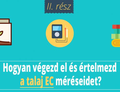 Talaj EC mérés II. rész: Így végezd el a méréseidet helyesen