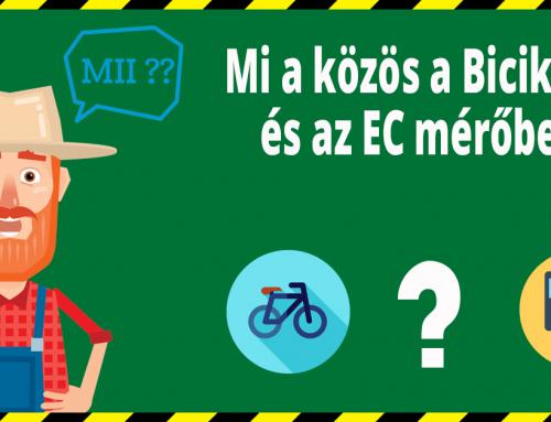 Mezőgazdasági Mérések: Mi a közös a biciklizésben és az EC mérésben?