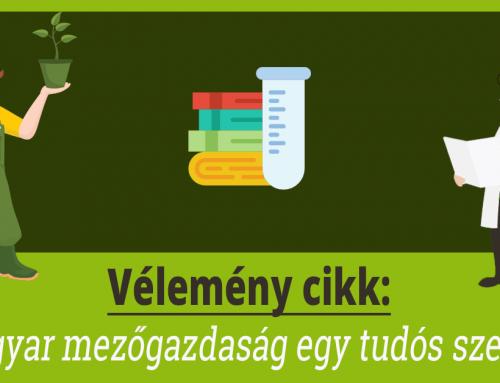 Nyílt levél a magyar növénytermesztőknek- avagy miért jött létre a ModernGazda