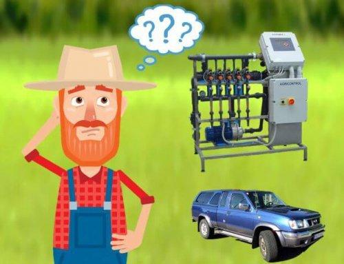 Mit vesz a gazda magának, ha AGRIMIX tápoldatozóba fekteti a pénzét?